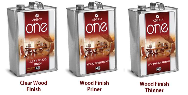 Wood-finish