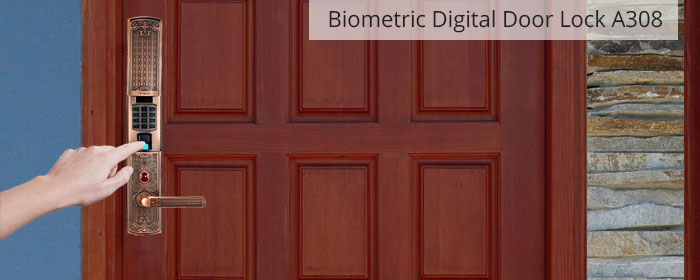 Biometric-Digital-Door-Lock--A308