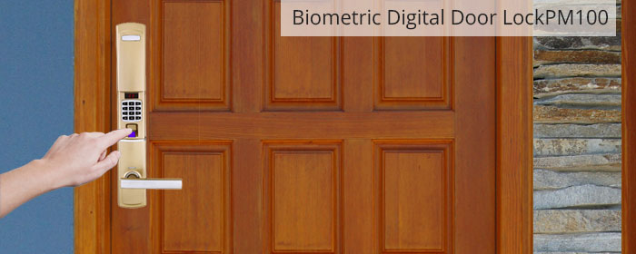 Biometric-Digital-Door-Lock-PM100